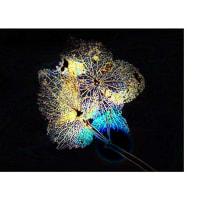 枯額紫陽花のブローチ