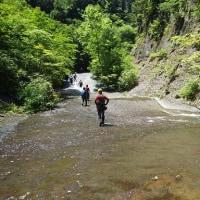 夏はやっぱり沢登りですねーソウレ谷へ行ってきました 20160718