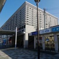 新飯塚で後藤寺線に乗り換え