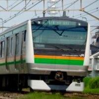 東海道線。ミラクル第2弾!