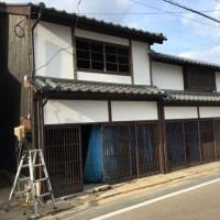 「麺屋ツナさん家」足場がはずれました。