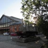 マドリードの鉄道博物館