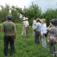 栗原市のりんご生産者が白石市・福島県を訪れる