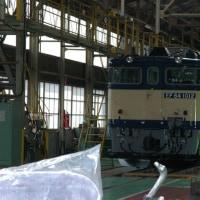 Electric Locomotive#148
