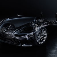 【レクサス】新型「LSシリーズ」はミラーレス車やFCVも!2017年発売予定!