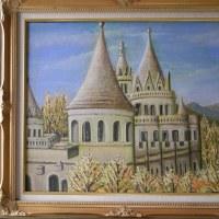 海外旅行で描いた油彩画(その16)