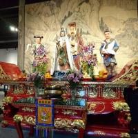 中国旅行 書聖 王羲之の旧居 紹興 4月21日