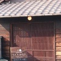 納屋カフェ「カエモン」