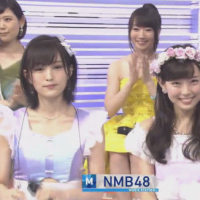 MUSIC STATION 『NMB48/僕はいない&今ならば』