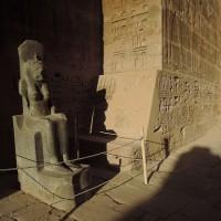 ルクソール~ハブ神殿