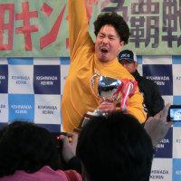 12/6 岸和田記念決勝 & A級ファイナル 「古性優作に記念初優勝をが近畿勢の総意なのかも。」