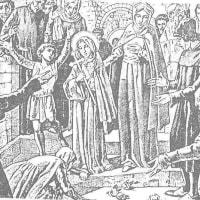 『ばらの聖女 ヴィテルボの聖ローザ』企画:デルコル神父、文:江藤きみえ 11