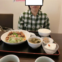 #速報‼ 奥様のリクエスト『華猿』さんで『クリスピーチキン油淋ソース』  @ 「ランチパラダイス in 水戸」食べ歩き6