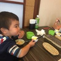 2歳児のデート♡