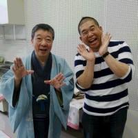 笑福亭鶴光師匠と落語会でおま!
