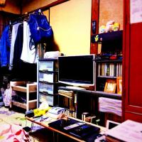 不動産屋へ、必要書類を提出→ワンセグ録画の将棋番組をね