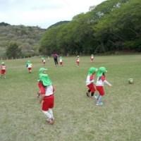 サッカーやろう!