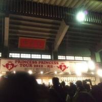 『PRINCESS PRINCESS TOUR 2012 再会』