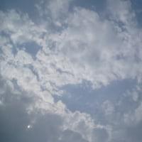 長い野原となって関東平野とつながっていた、地下空洞、地震雲、長野県南部M5.7震度5強