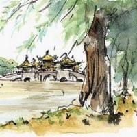 揚州の想い出 糖葫芦(タンフー・ルー)
