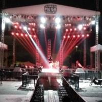 Smart Mega Concert 2017RAINリハの様子