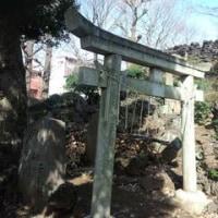 豊島長崎の富士塚(国指定重要有形民俗文化財)