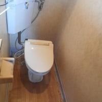 松戸市マンショントイレ交換工事(中野サービスリフォームショップ)