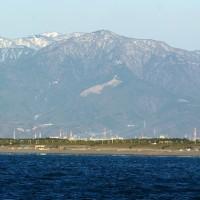 江の島の早朝