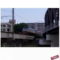 おおさか東線 ・ 神崎川橋梁をちょい入れて