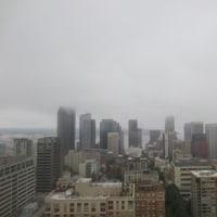 晴れた日も、霧の日も@シアトル