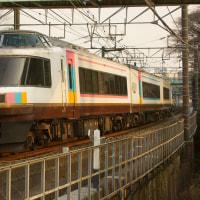 2017年3月25日 東海道貨物線 東戸塚 485系 カーペットトレイン NO.DO.KA (のどか) 回9826M