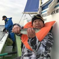 仕立て船で行くブランド鯵釣り