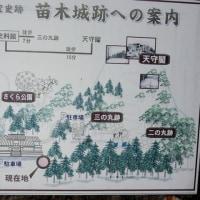 苗木城跡       中津川        2017.06.17