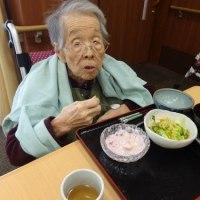 柳原第2 食事風景
