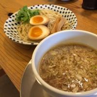 ニボ味噌つけ麺!(^^)!