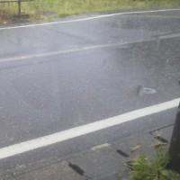5月26日 午後 雷雨