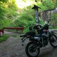 加茂川前からアプローチ