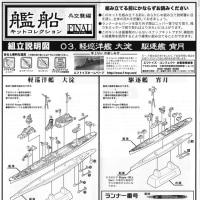 エフトイズ「大淀・宵月」1/2000
