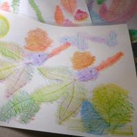子ども絵画教室。(10/22*土)