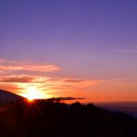 永明寺山より富士を望む 2013 12月