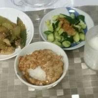 子供の夕飯