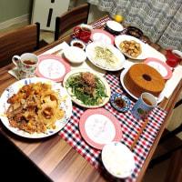 おうちディナー(o^^o)