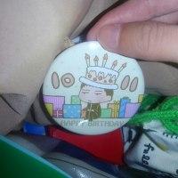 杉田さんのお誕生日でした( ^-^)ノ∠※。.:*:・'°☆