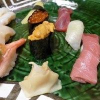 """最終便の出発まで、函館の寿司で""""おもてなし""""..."""