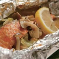 鮭チャンチャン焼き