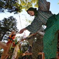 屋形の里神楽と潮祭