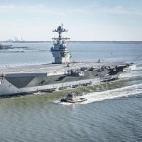 最も強力な空母を取得  米国海軍、コストは129億ドル