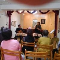 横浜バロックの関内サロンで、アルゼンチンタンゴの演奏を聴いてきました。