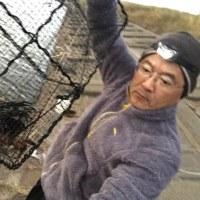 川蟹漁も終わりです