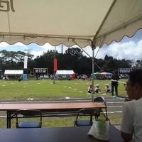 前の学校の運動会